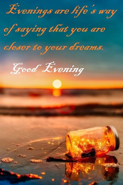 Good Evening Photo
