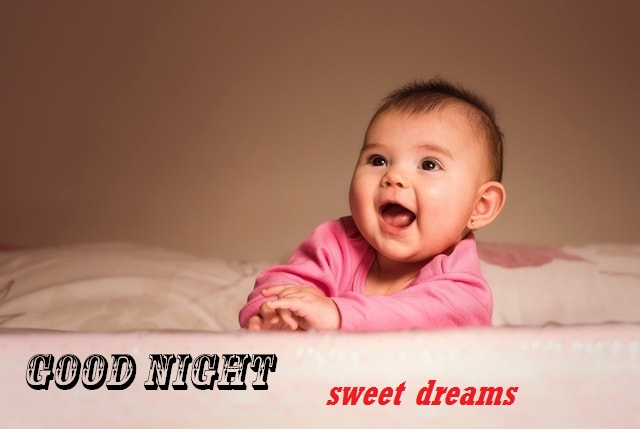 Good Night Baby Images HD Photo Pics Wallpaper Free Download