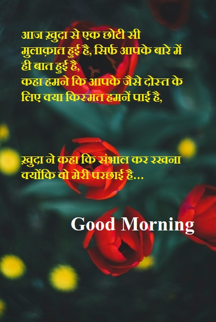 This image has an empty alt attribute; its file name is Good-Morning-Shayari-136.jpg