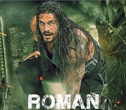 roman reigns image