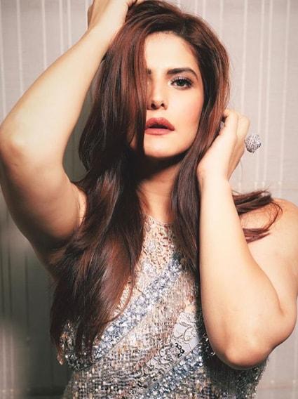 zareen khan hot pics