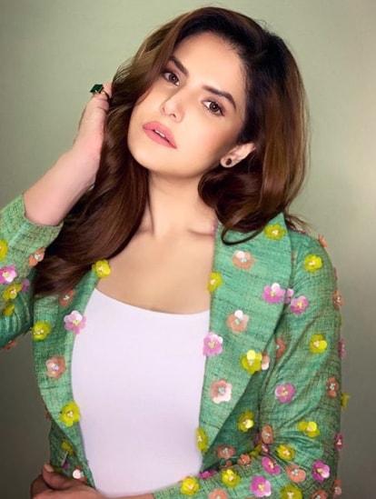 zareen khan image