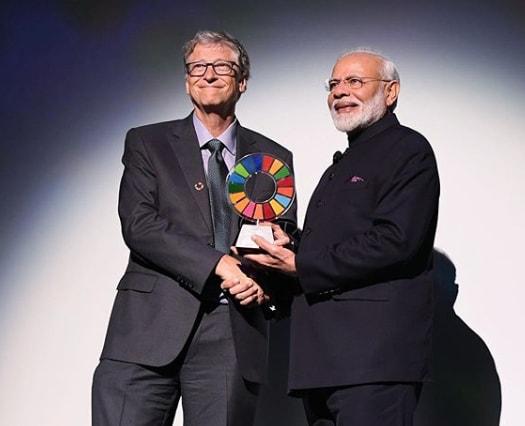 Narendra Modi image