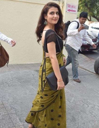 rekha in saree