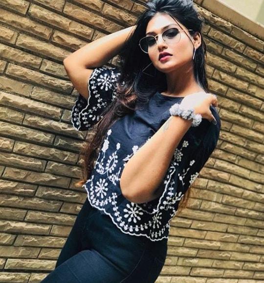 Shanaya Dash Hd images