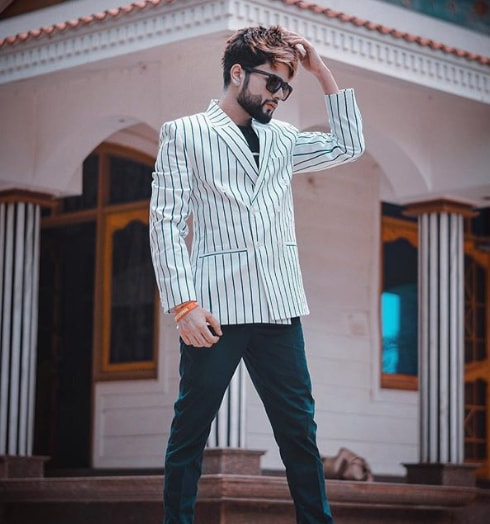 Yash Tomar HD Photo