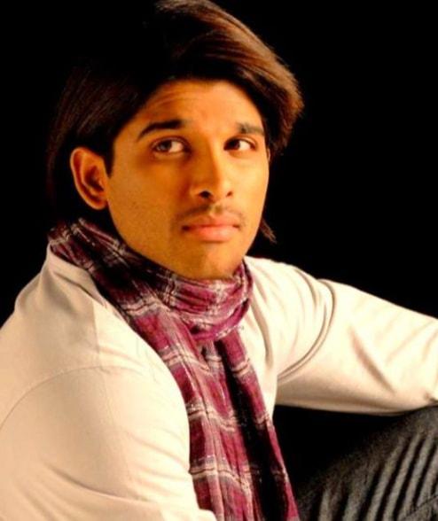Allu Arjun photo hd