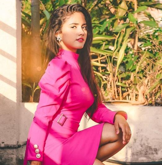 Nisha Guragain Hot Pic